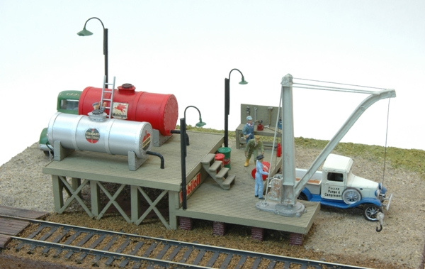 East Side Fuel Depot - Kit #671